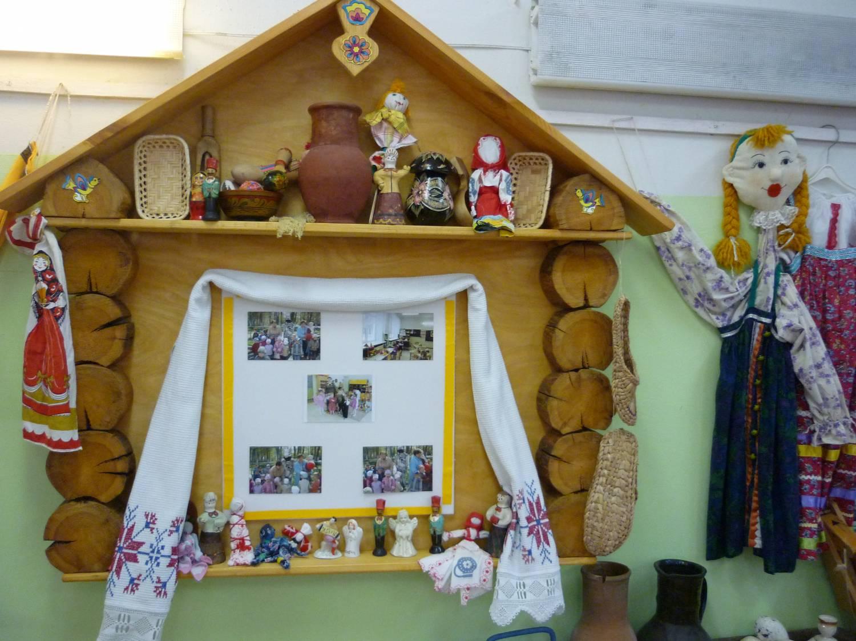 Макет русской избы своими руками для детского сада фото